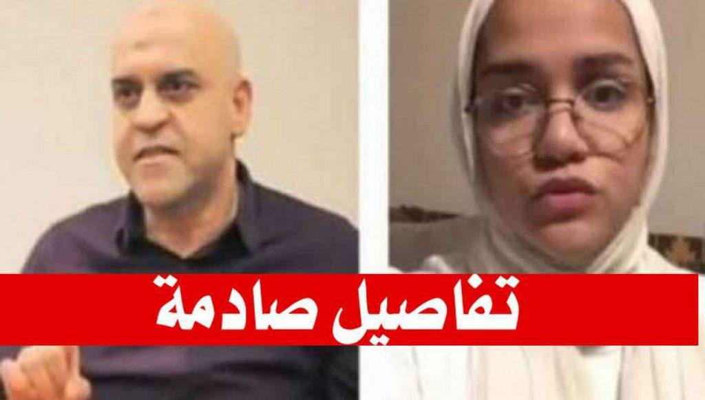 ابنة الممثل محمد شومان
