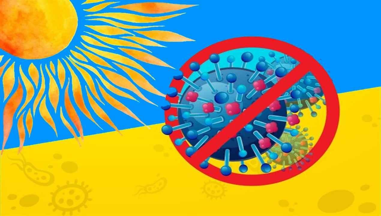 فيروس كورونا وحرارة الصيف